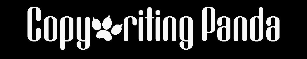 copywriting panda logo